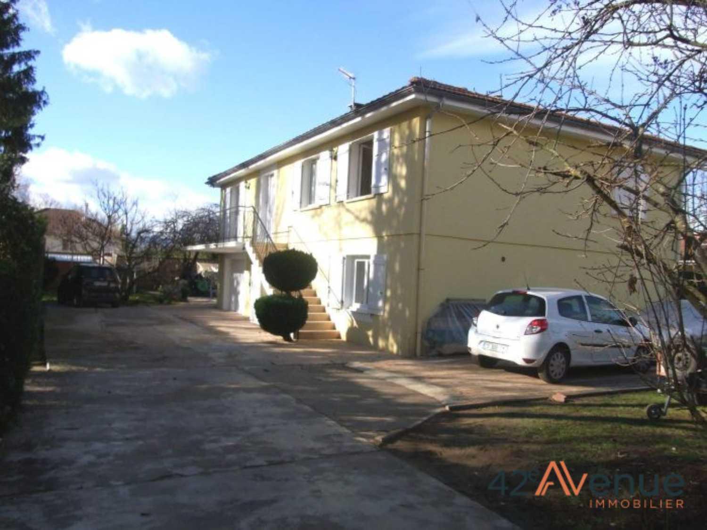 Sury-le-Comtal Loire Haus Bild 4204964
