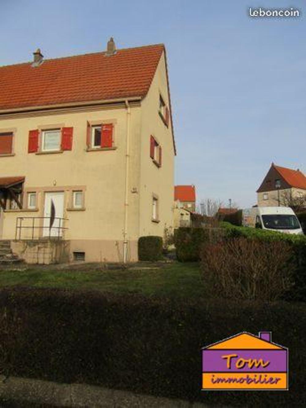 Folschviller Moselle Haus Bild 4249577
