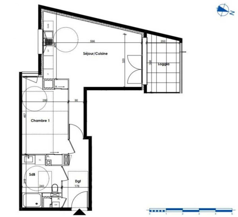 Dardilly Rhône Apartment Bild 4254764