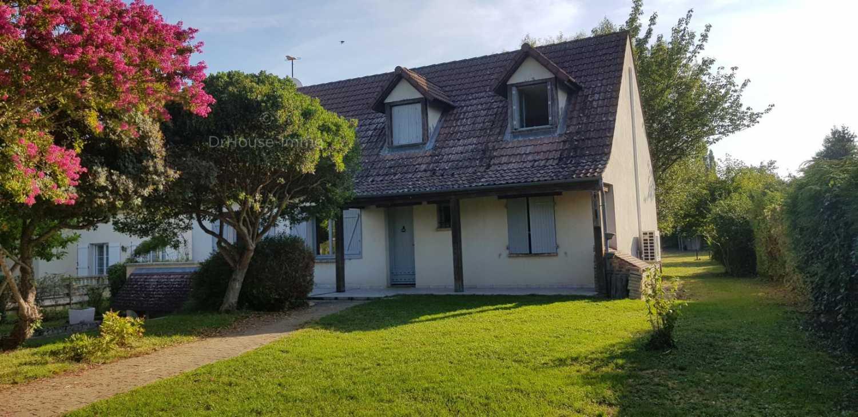 Montigny-sur-Loing Seine-et-Marne huis foto 4266224