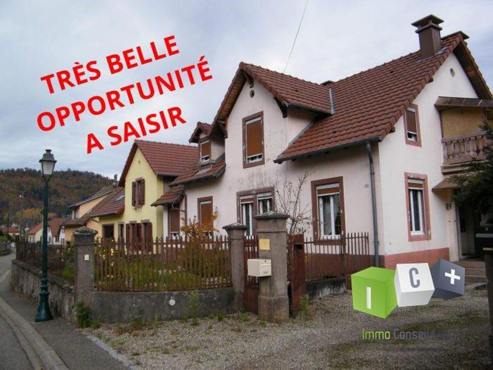 Barembach Bas-Rhin Haus Bild 4256993