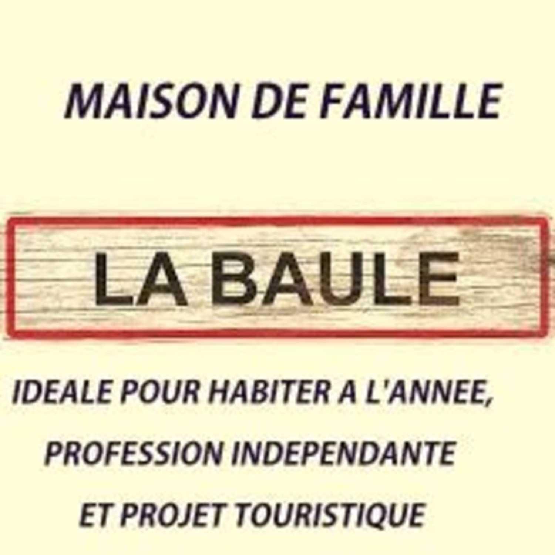 La Baule-Escoublac Loire-Atlantique Haus Bild 4248947