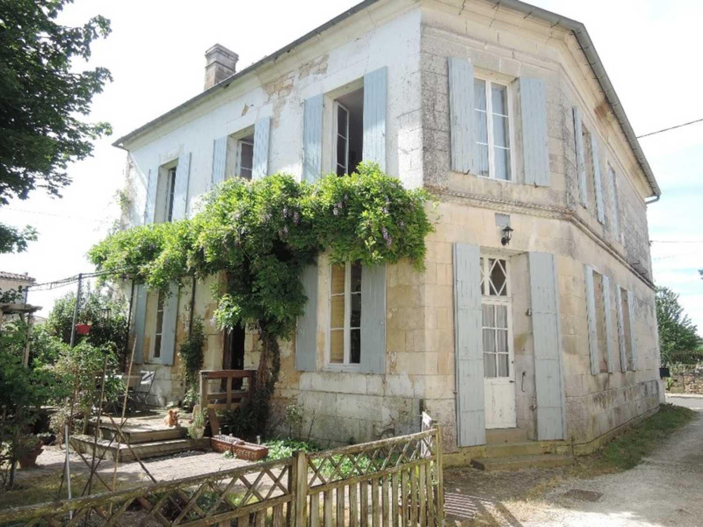Saint-Genis-de-Saintonge Charente-Maritime Haus Bild 4249231
