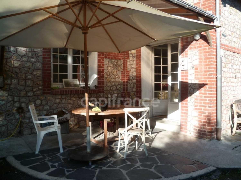 Honfleur Calvados Haus Bild 4205490