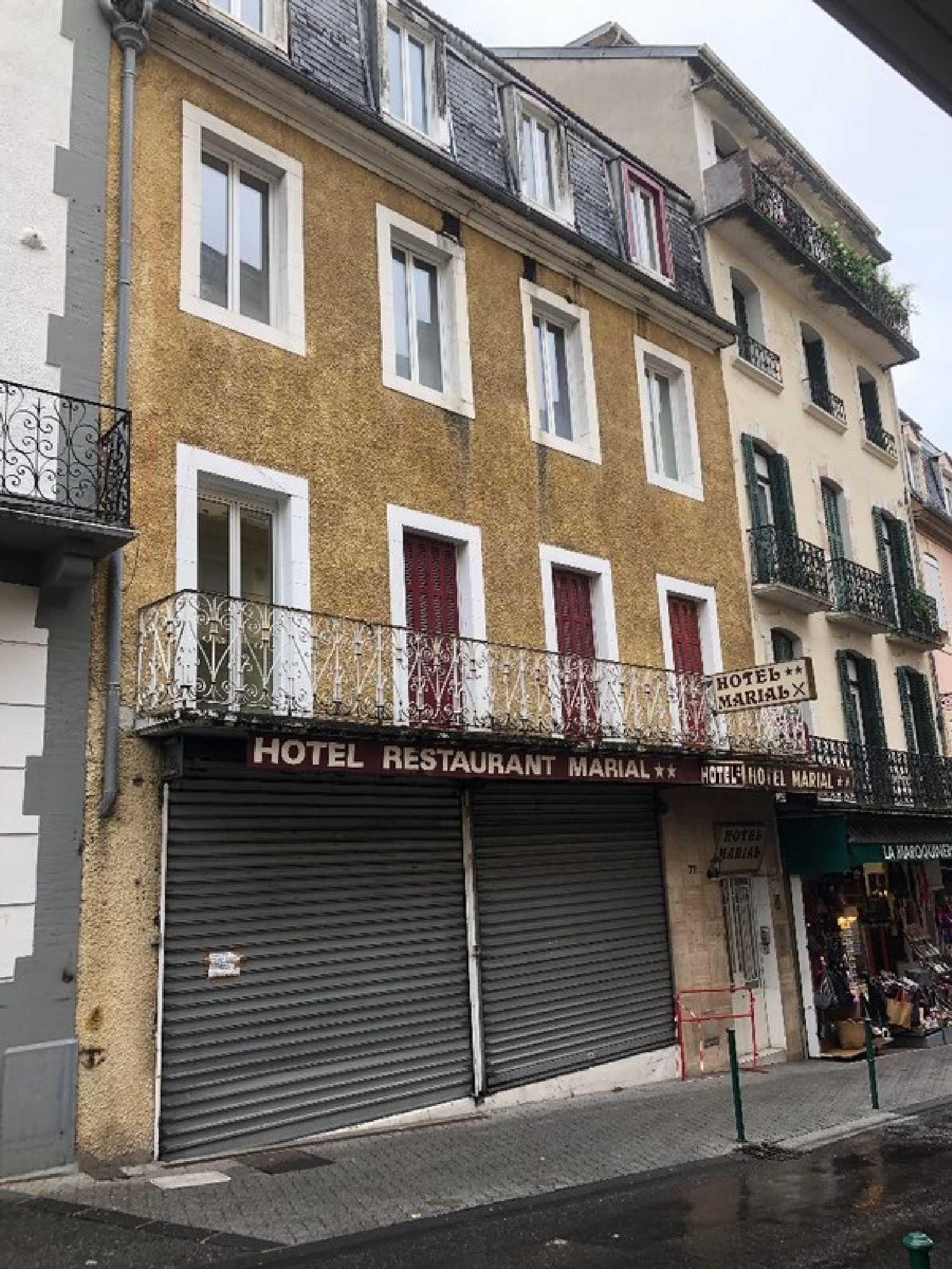 Lourdes Hautes-Pyrénées restaurant foto 4257660