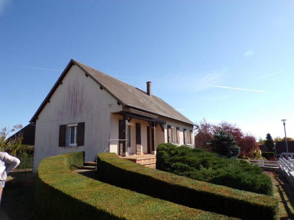 Les Aix-d'Angillon Cher huis foto 4256526