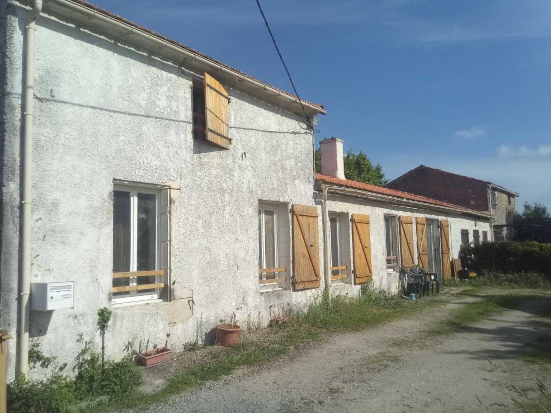 Sainte-Gemme-la-Plaine Vendée huis foto 4256942
