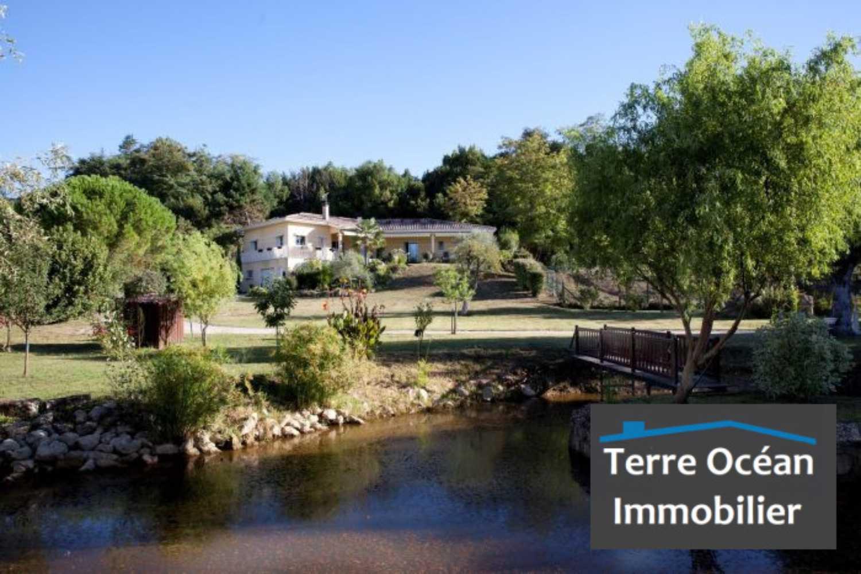 Bordeaux Gironde Haus Bild 4254247