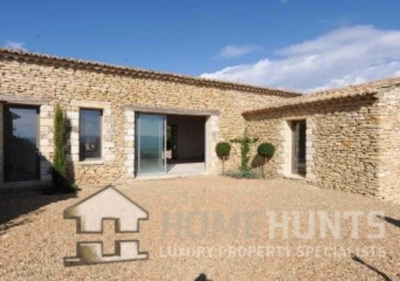 Gordes Vaucluse villa picture 4236770
