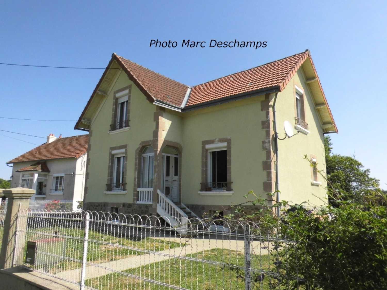 Saint-Pierre-de-Fursac Creuse huis foto 4247521