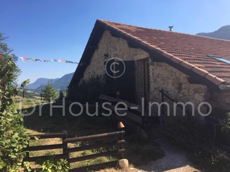 Saint-Agnan-en-Vercors Drôme Haus Bild 4204107