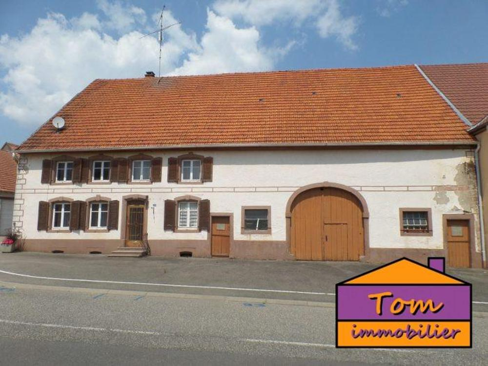 Zilling Moselle huis foto 4257932