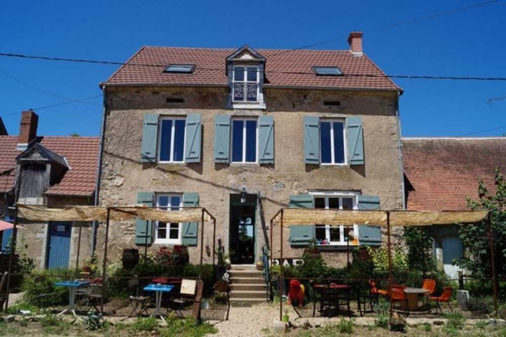 Châtillon-en-Bazois Nièvre Haus Bild 4237519