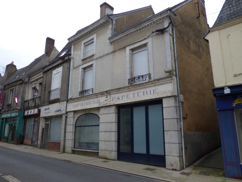 Saint-Calais Sarthe maison photo 4248457