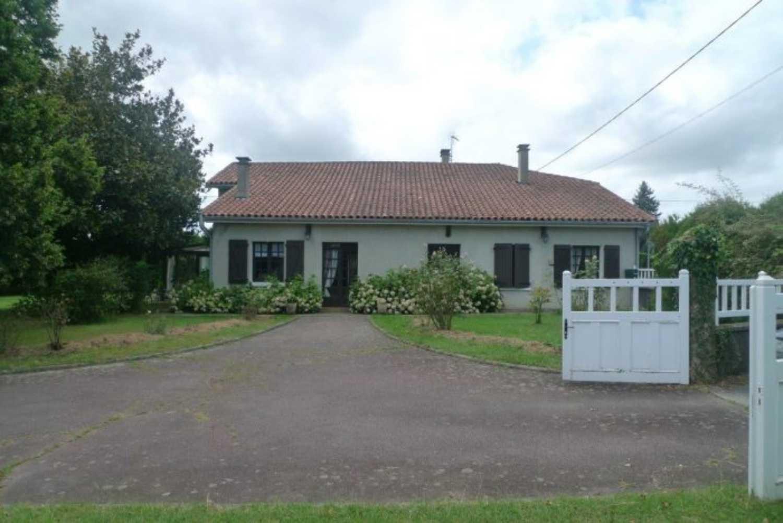 te koop huis Lalanne-Trie Midi-Pyrénées 1