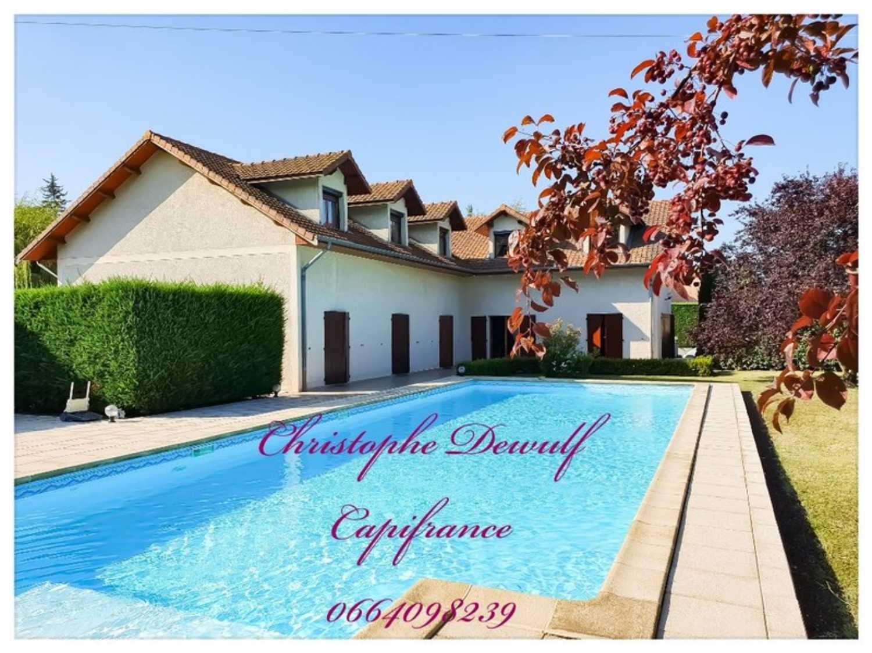 Salaise-sur-Sanne Isère huis foto 4205568