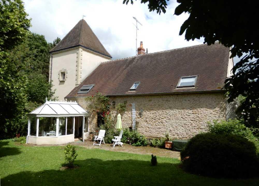 Lurcy-le-Bourg Nièvre Haus Bild 4237520