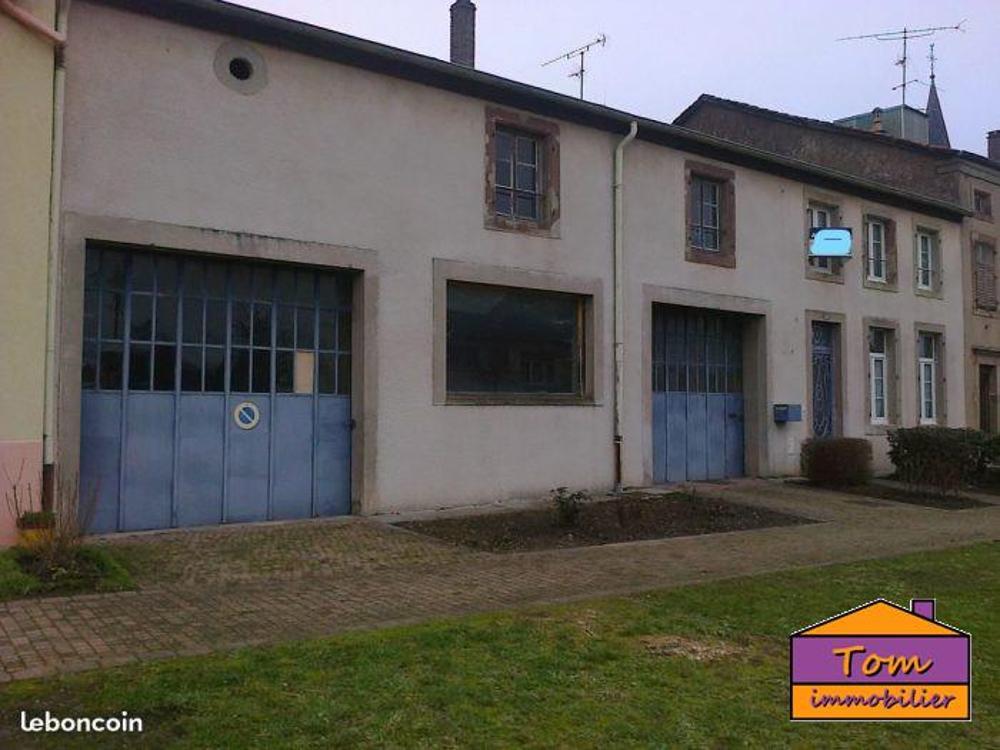 Bénestroff Moselle Haus Bild 4249578