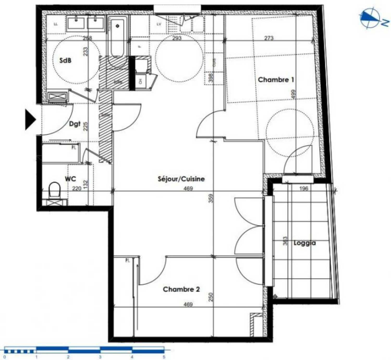 Dardilly Rhône Apartment Bild 4254765