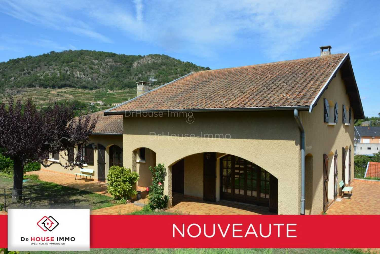 à vendre villa Andance Rhône-Alpes 1