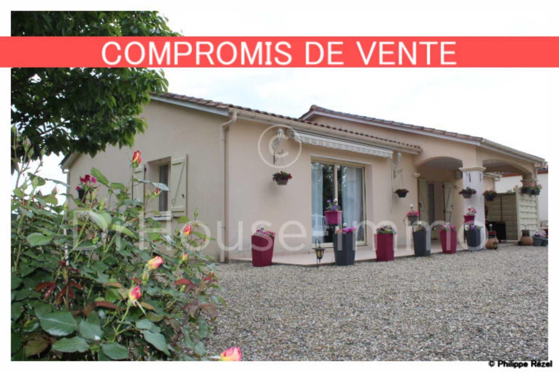 Bourran Lot-et-Garonne huis foto 4256934