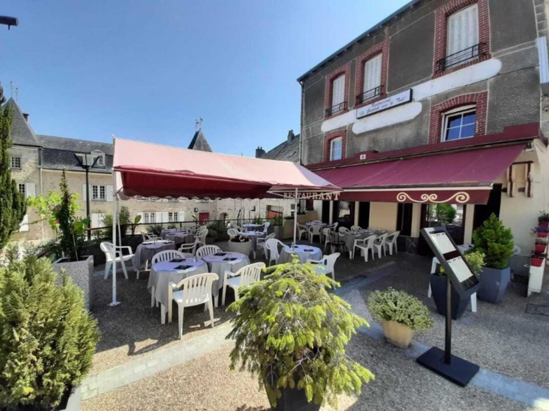 La Souterraine Creuse Kneipe Bar Bild 4248786