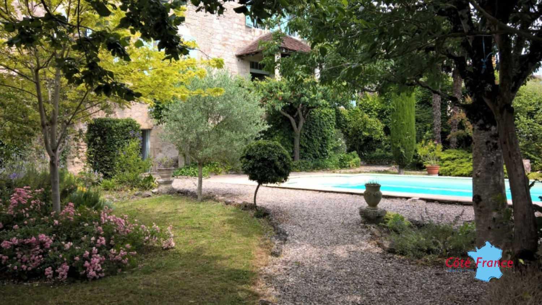 Montpezat-de-Quercy Tarn-et-Garonne Haus Bild 4247642
