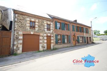 Signy-le-Petit Ardennes maison foto