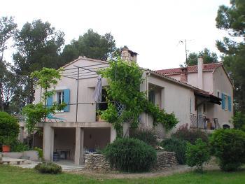 Vénéjan Gard villa foto
