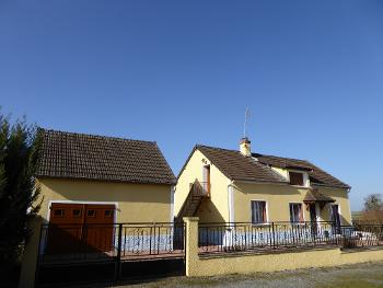 Luzy Nièvre maison foto