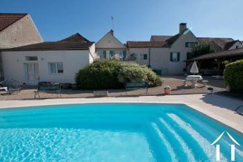 Meursault Côte-d'Or maison foto