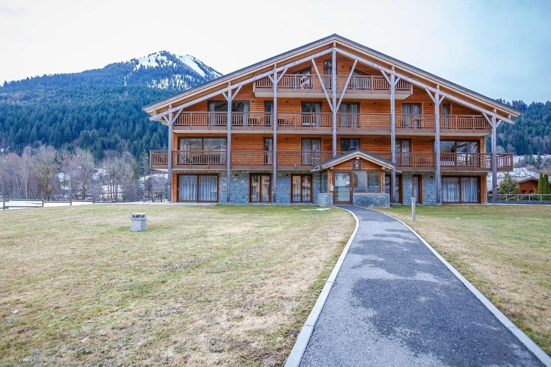 La Chapelle-d'Abondance Haute-Savoie appartement foto 4328860