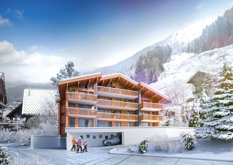 Châtel Haute-Savoie Apartment Bild 4328845