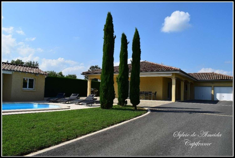 Bâgé-la-Ville Ain maison photo 4308854