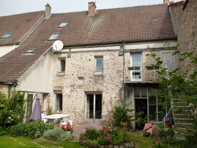 Nangis Seine-et-Marne stadshuis foto 4327195