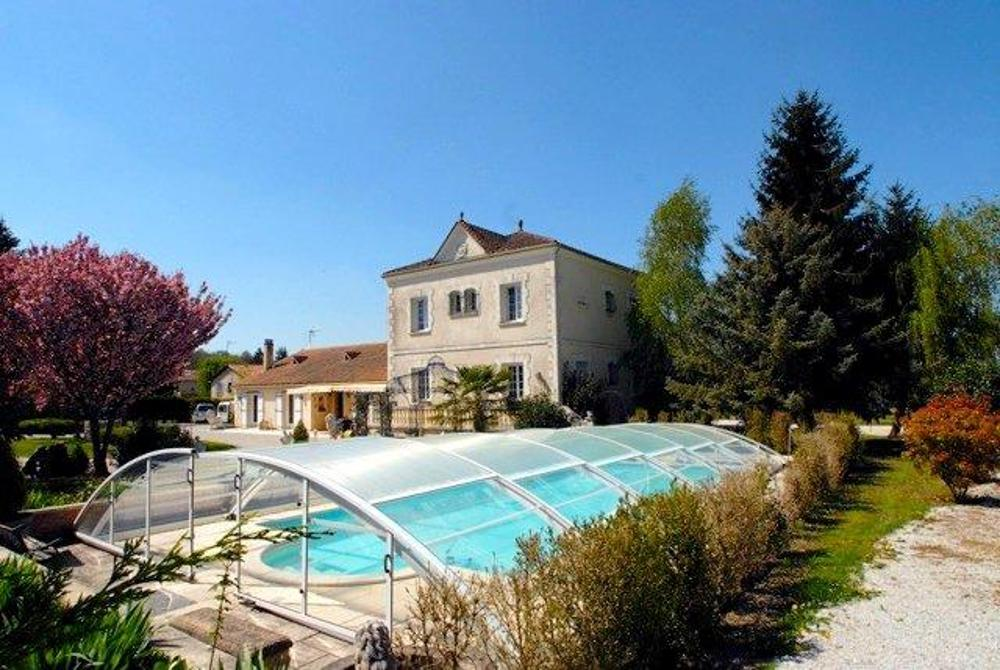 Champagne-et-Fontaine Dordogne Haus Bild 4274499