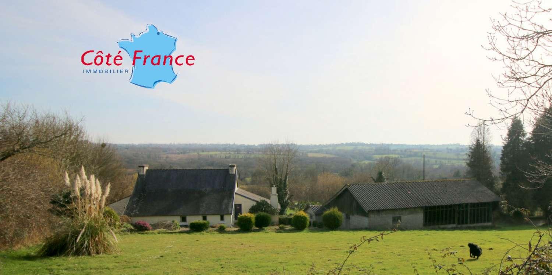 Plonévez-du-Faou Finistère huis foto 4337350