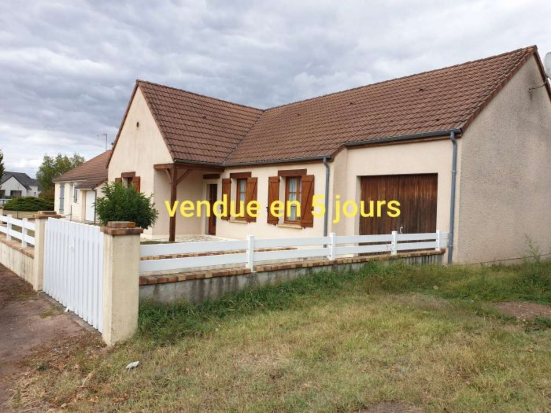 Garchizy Nièvre huis foto 4311982