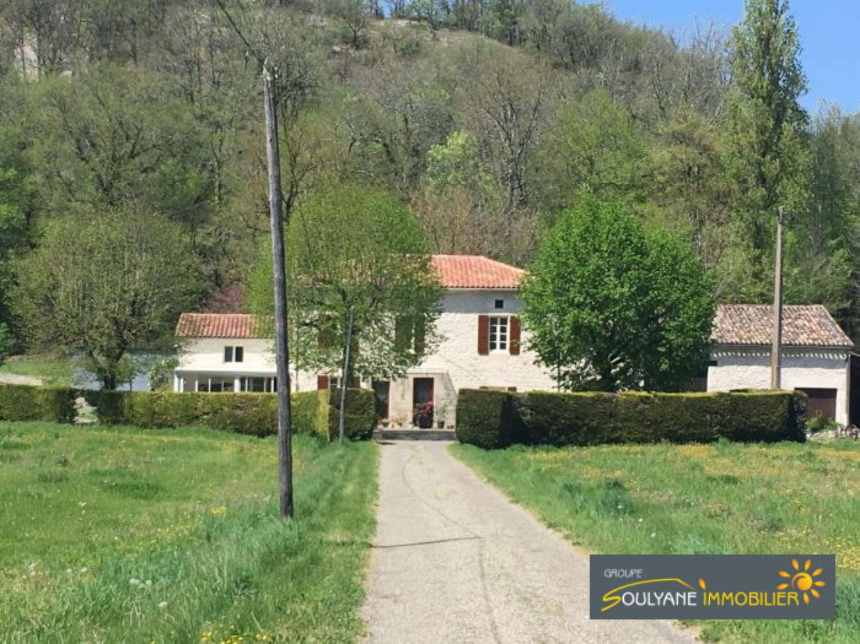 Montaigu-de-Quercy Tarn-et-Garonne huis foto 4284602