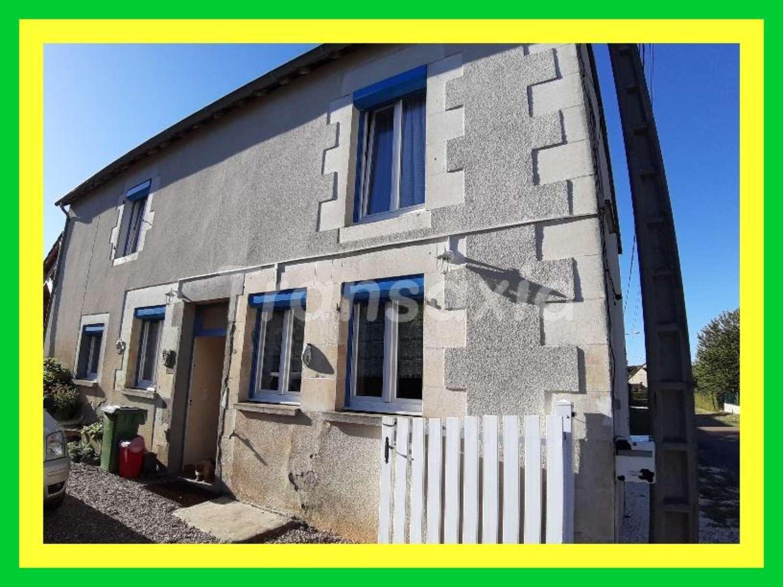 Saint-Amand-en-Puisaye Nièvre Haus Bild 4326356