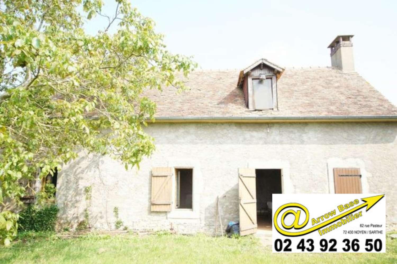Chantenay-Villedieu Sarthe huis foto 4291526
