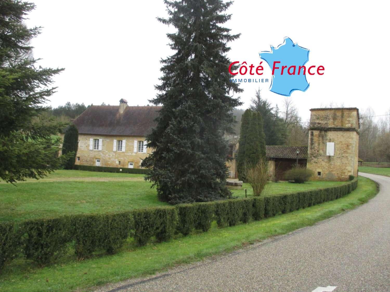 Saint-Front-sur-Lémance Lot-et-Garonne huis foto 4302437