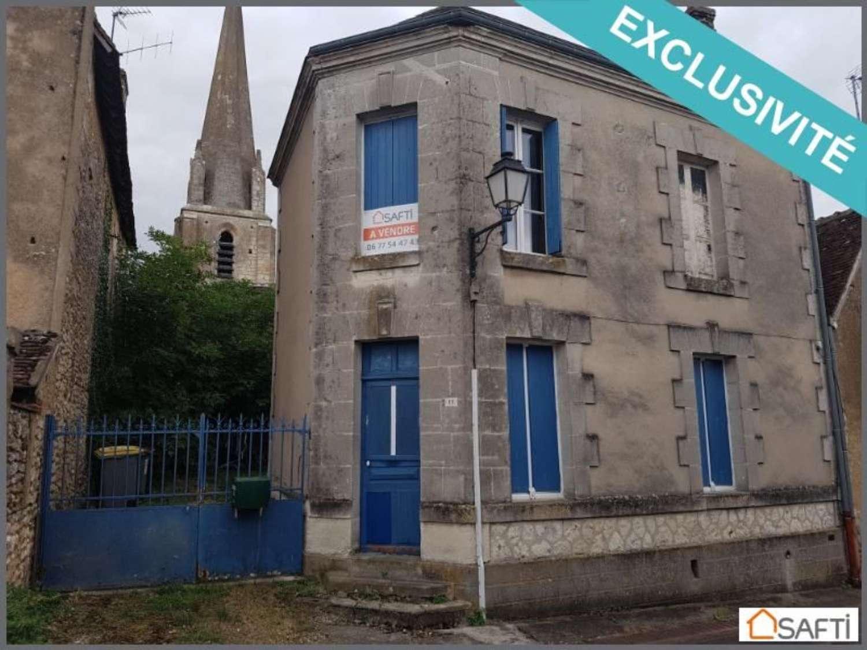 Vendôme Loir-et-Cher Haus Bild 4281263