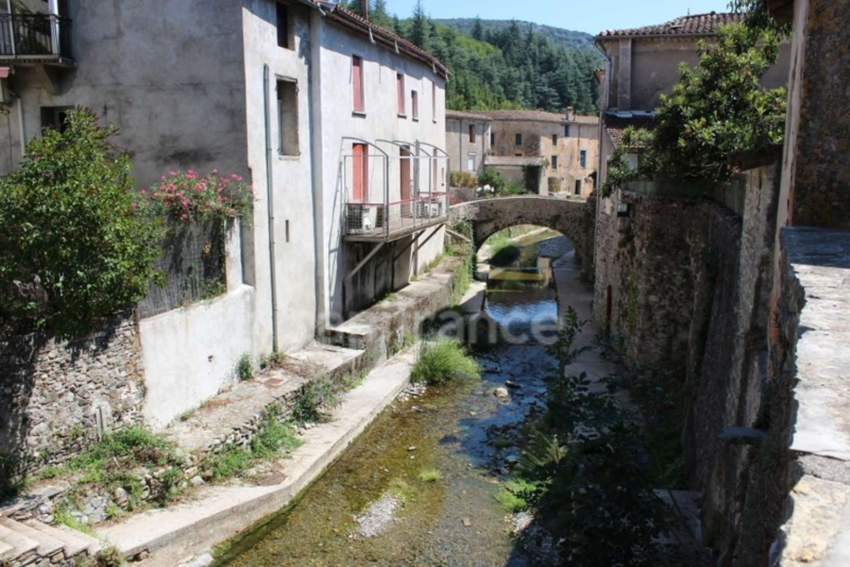 Saint-Laurent-le-Minier Gard dorpshuis foto 4277993