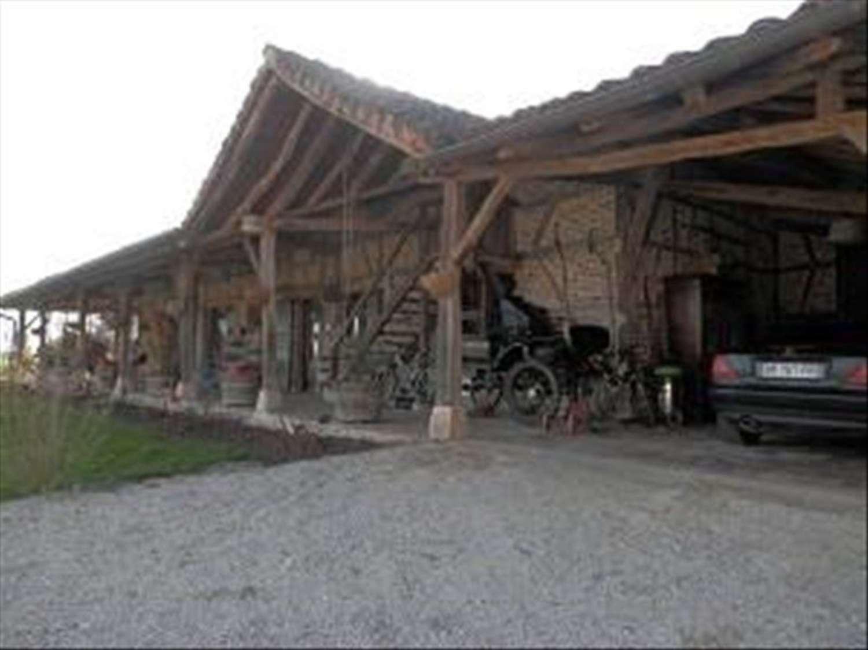 Foissiat Ain Haus Bild 4279034