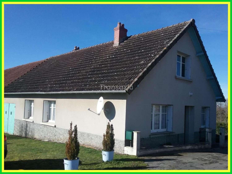 te koop huis Bonnat Limousin 1