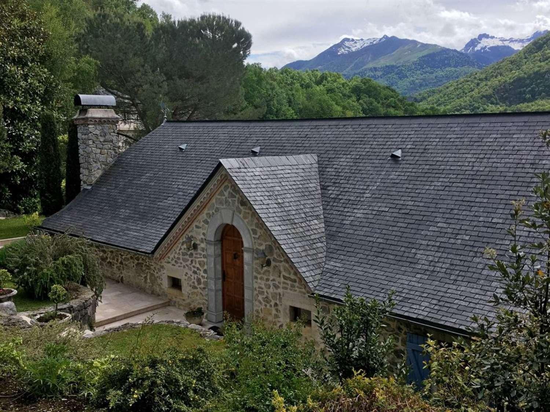 Louvie-Juzon Pyrénées-Atlantiques huis foto 4284362