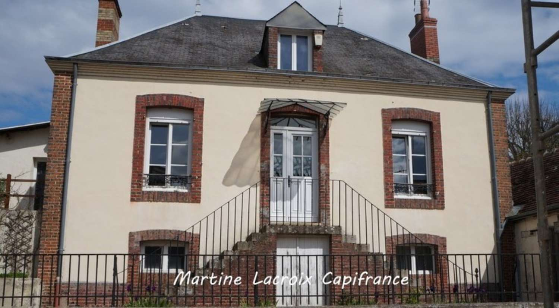 La Ferté-Bernard Sarthe maison bourgeoise foto 4327573