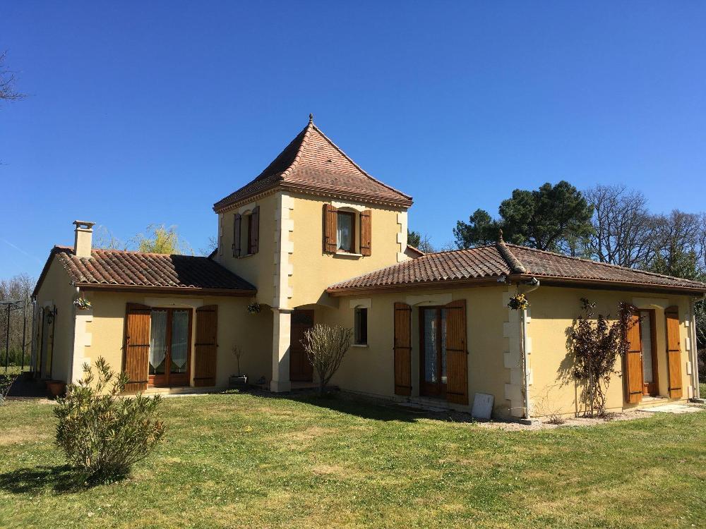 Saint-Aulaye Dordogne villa foto 4274460