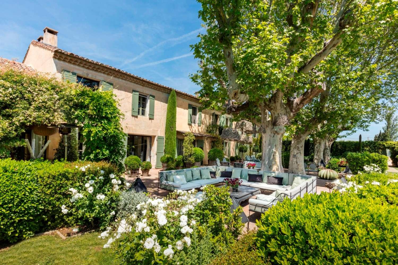 Eygalières Bouches-du-Rhône maison photo 4328935